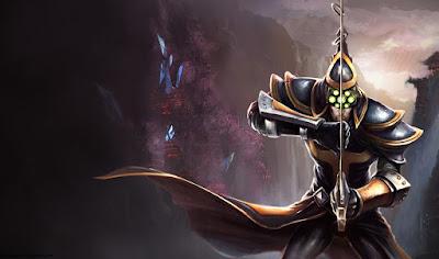 Master Yi liên minh huyền thoại