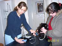 oszcillometriás vérnyomásmérő műszer