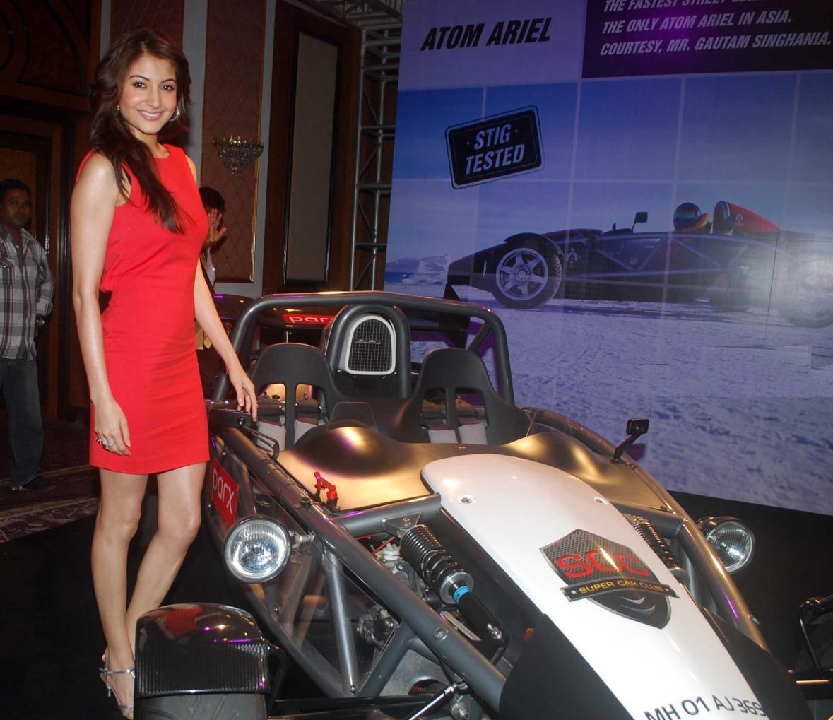 Download Song Lock Up By Karan: Anushka Sharma And Imran Khan Launch Top Gear Magazine