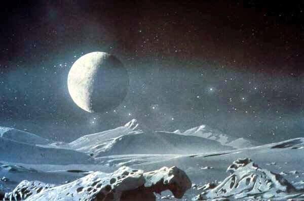 36 Tahun Penemuan Charon, Satelit Alami Milik Pluto
