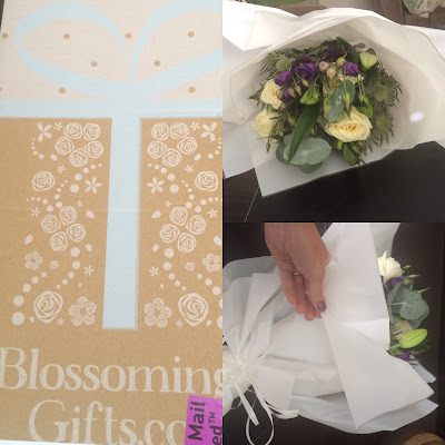 My Midlife Fashion, Blossoming Gifts, Sky Bouquet