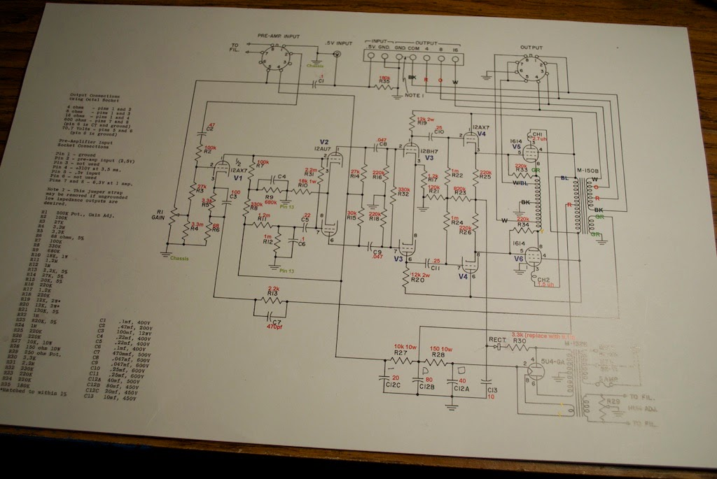 mcintosh mc30 rebuild and restoration this schematic is readily available from many places on the web it comes form the original service manual published by mcintosh