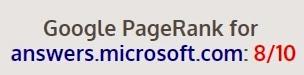 Microsoft'tan Backlink Almak