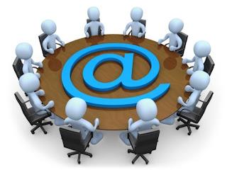 Ilustrasi Pengertian Mailing List - Mailing List Adalah