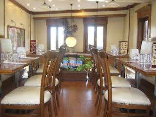 Köfteci aile salonu lokanta dizayn