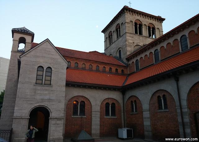 Catedral Anglicana de Seúl