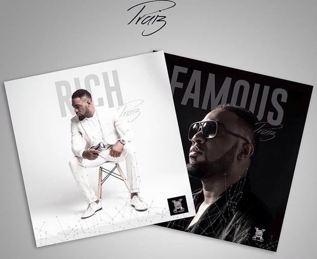 Praiz - Rich & Famous Album Cover