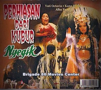 Brigade 86 Movies Center - Perhiasan Dari Kubur (1990)
