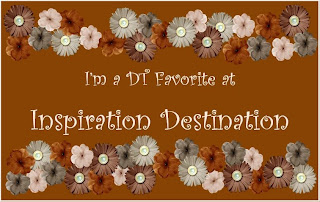 I'm a DT Favorite at Inspiration Destination