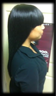 in ponytail sew patterns braidless sew in best hair for a sew in weave ...