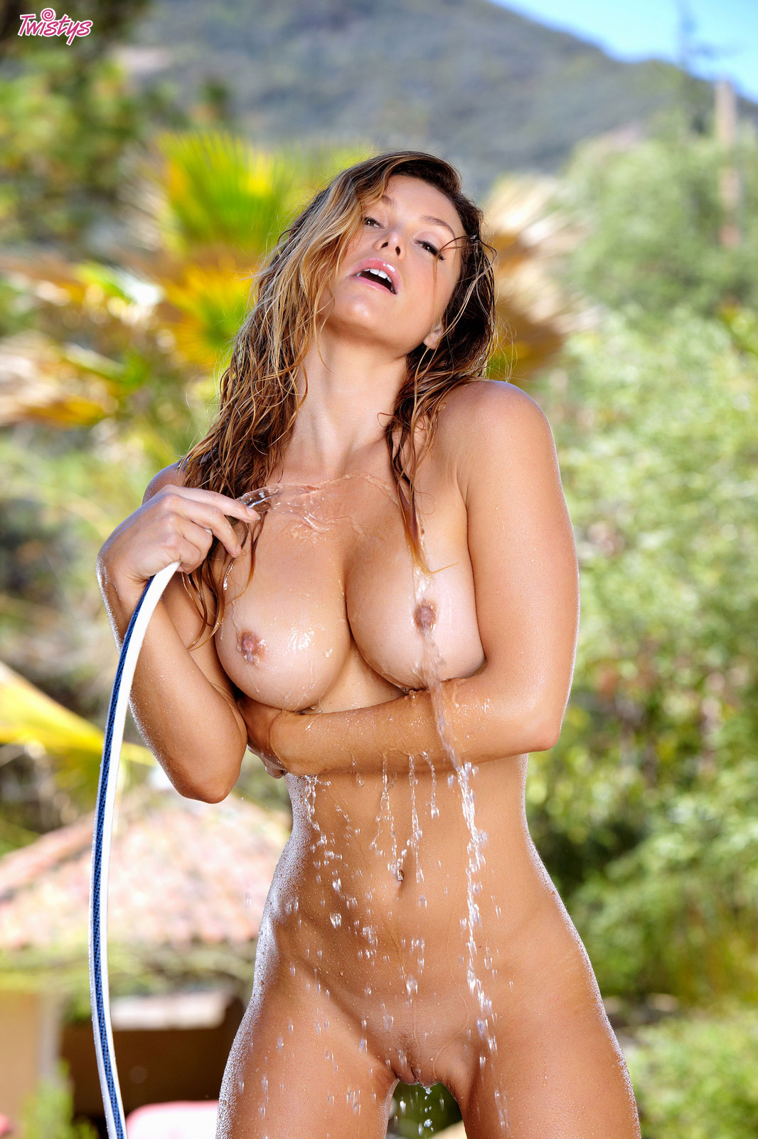 Heather Vandeven Cooling Down