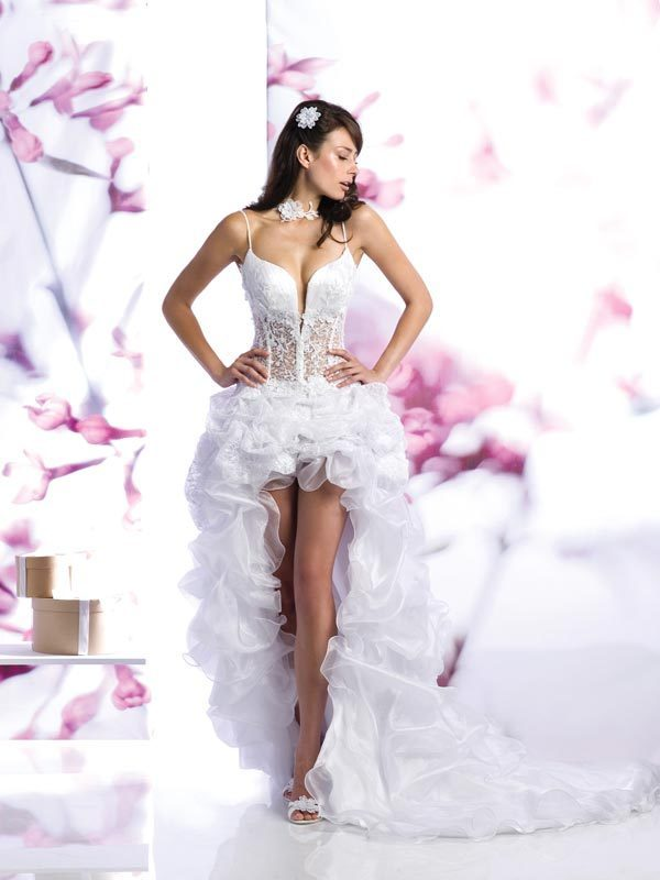 Short Wedding Dresses 2011