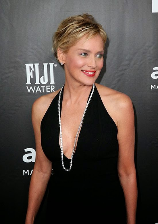 We always knew Sharon Stone had the amazing acting skills to pay the bill and the character result is always such a breath of fresh air. Yap, just one night during the amfAR inspiration gala at Hollywood, USA on Wednesday, October 29, 2014, the 56-year-old's inspirable name going lovely among the greatest fan.