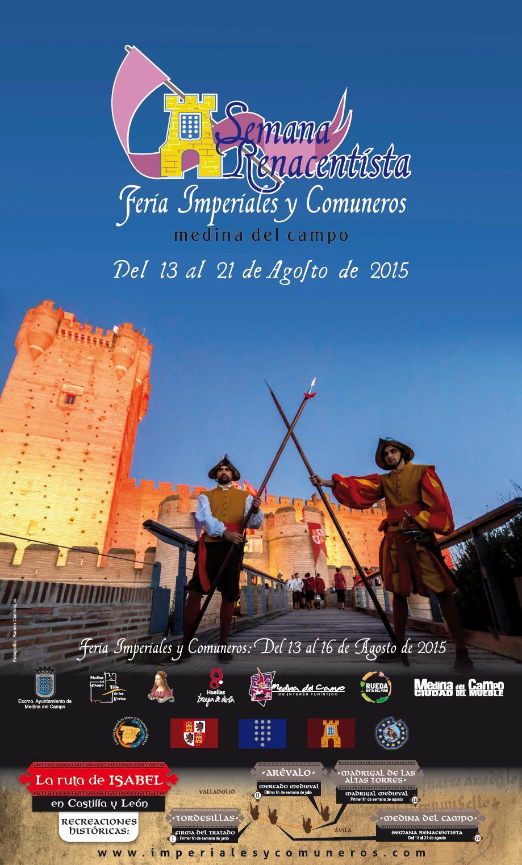 Feria Renacentista Medina 2015