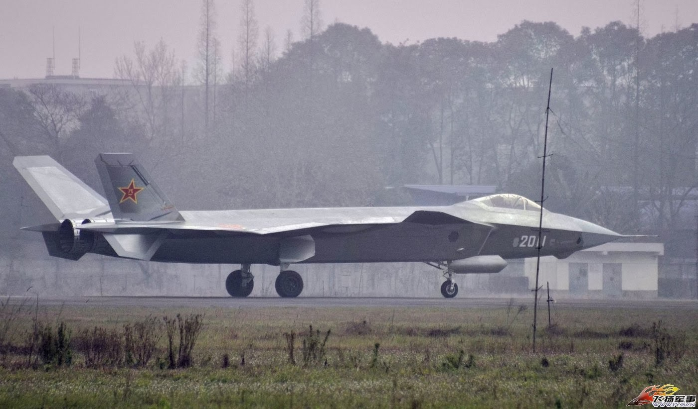 Improved J-20 (2011) Stealth Fighter
