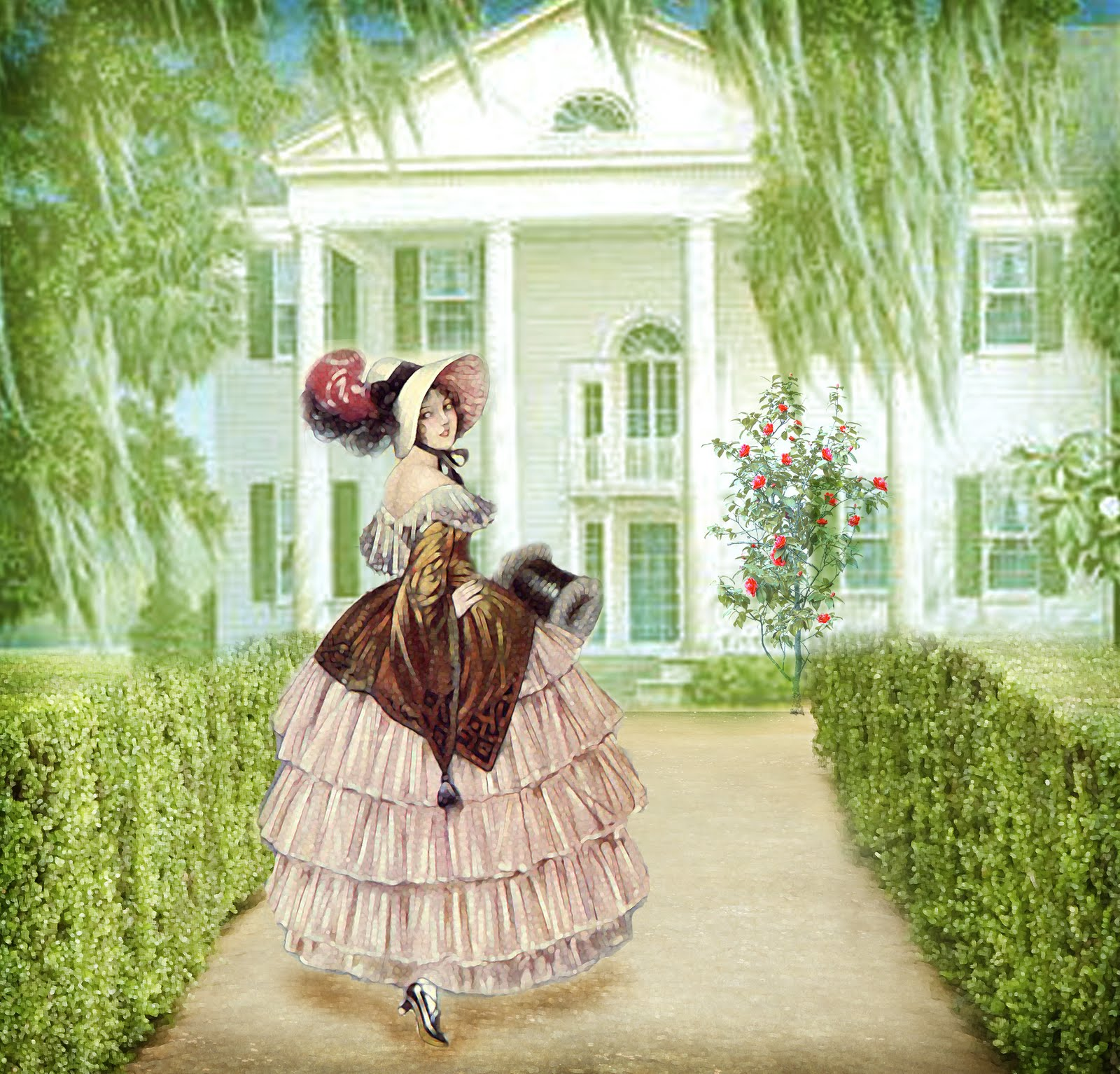 southern belle coloring pages - southern belle by jamearts on deviantart