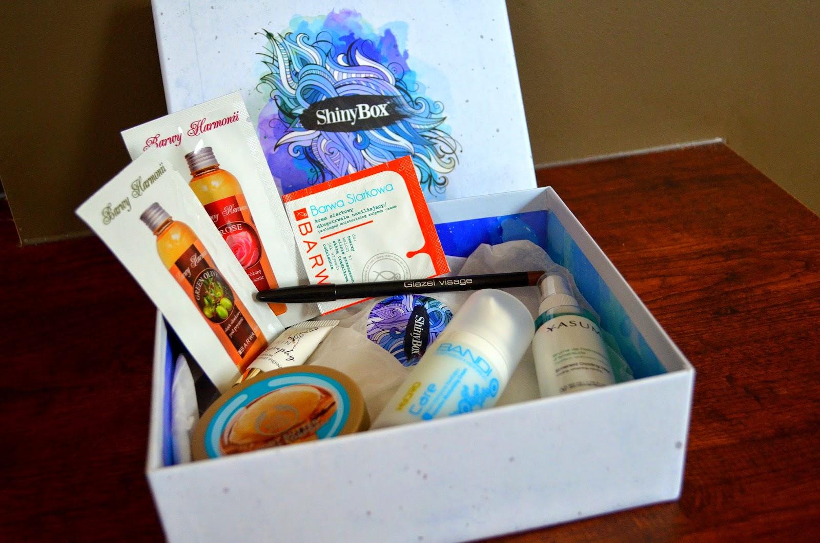 ShinyBox: Sierpień 2014