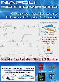 Da Nisida al Castel dell'Ovo in canoa