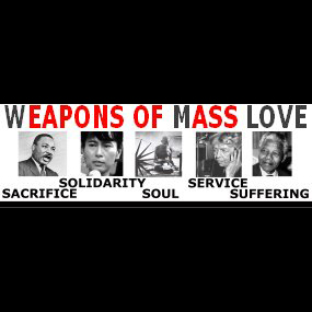 Weapons of Mass Love