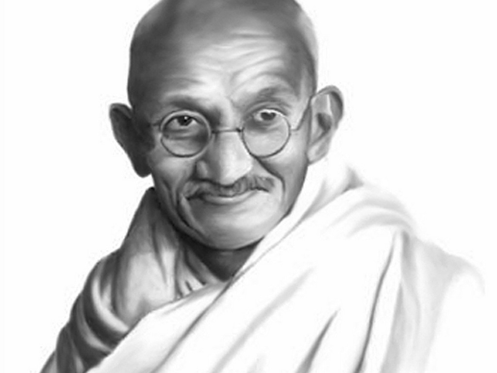 words essay on father of nation mahatma gandhi