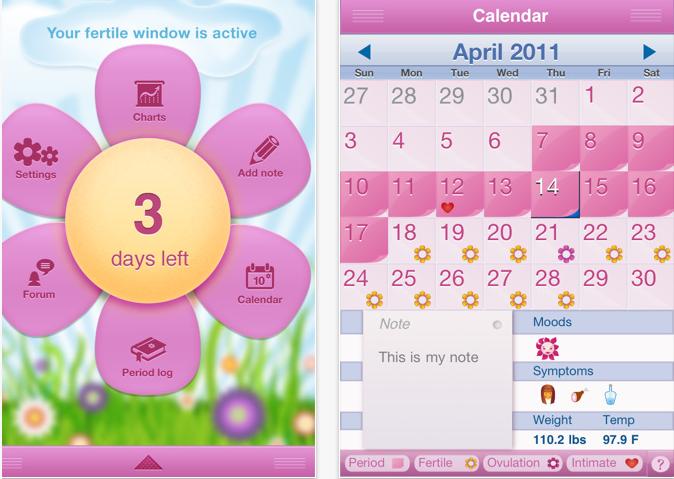App Alerta de Período - Period Tracker