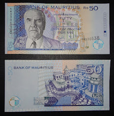 Mauritius 2006 - Fifty Rupees