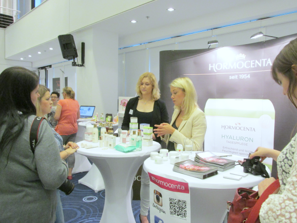 Beautypress Blogger Event Mai 2014 Hormocenta