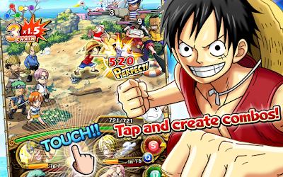 One Piece Treasure Cruise V3.0.0 MOD APK+DATA
