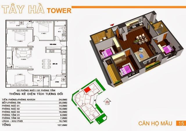 Chung Cư Tây Hà Tower, chung cu tay ha tower, 20