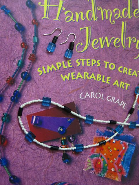 Carol Grape's Handmade Jewellery book