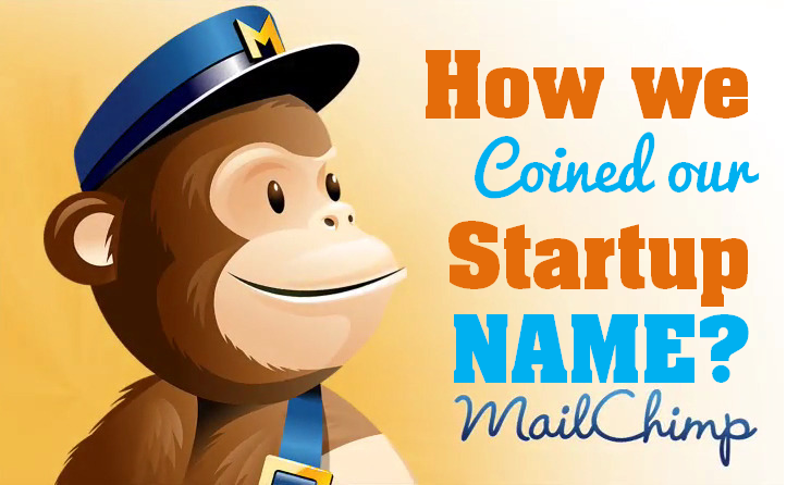 "The Story behind the name ""mailchimp"""