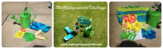 #kidsgrowwild gardening sets for children