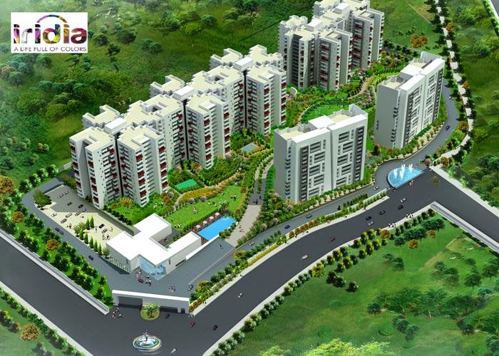 Irridia residential apartments in Noida