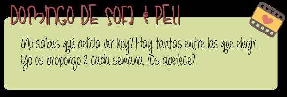Domingo de Sofá & Peli