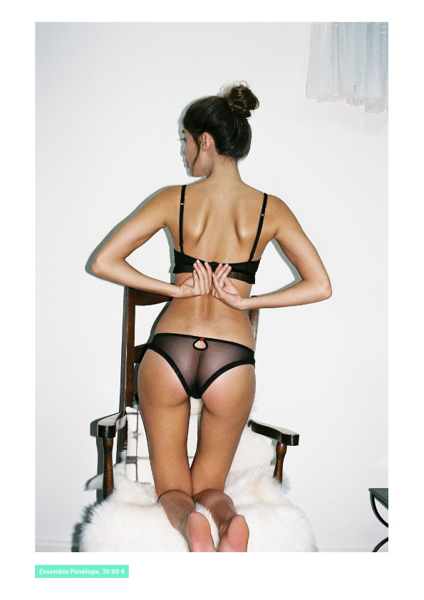 lingerie girls paris