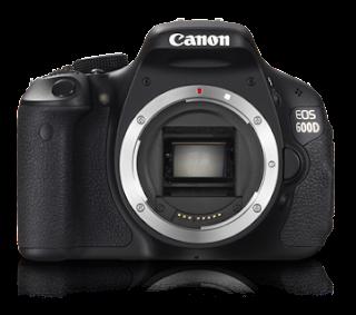 Harga dan Spesifikasi Canon EOS 600D Body