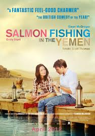 Salmon Fishing In The Yemen  []