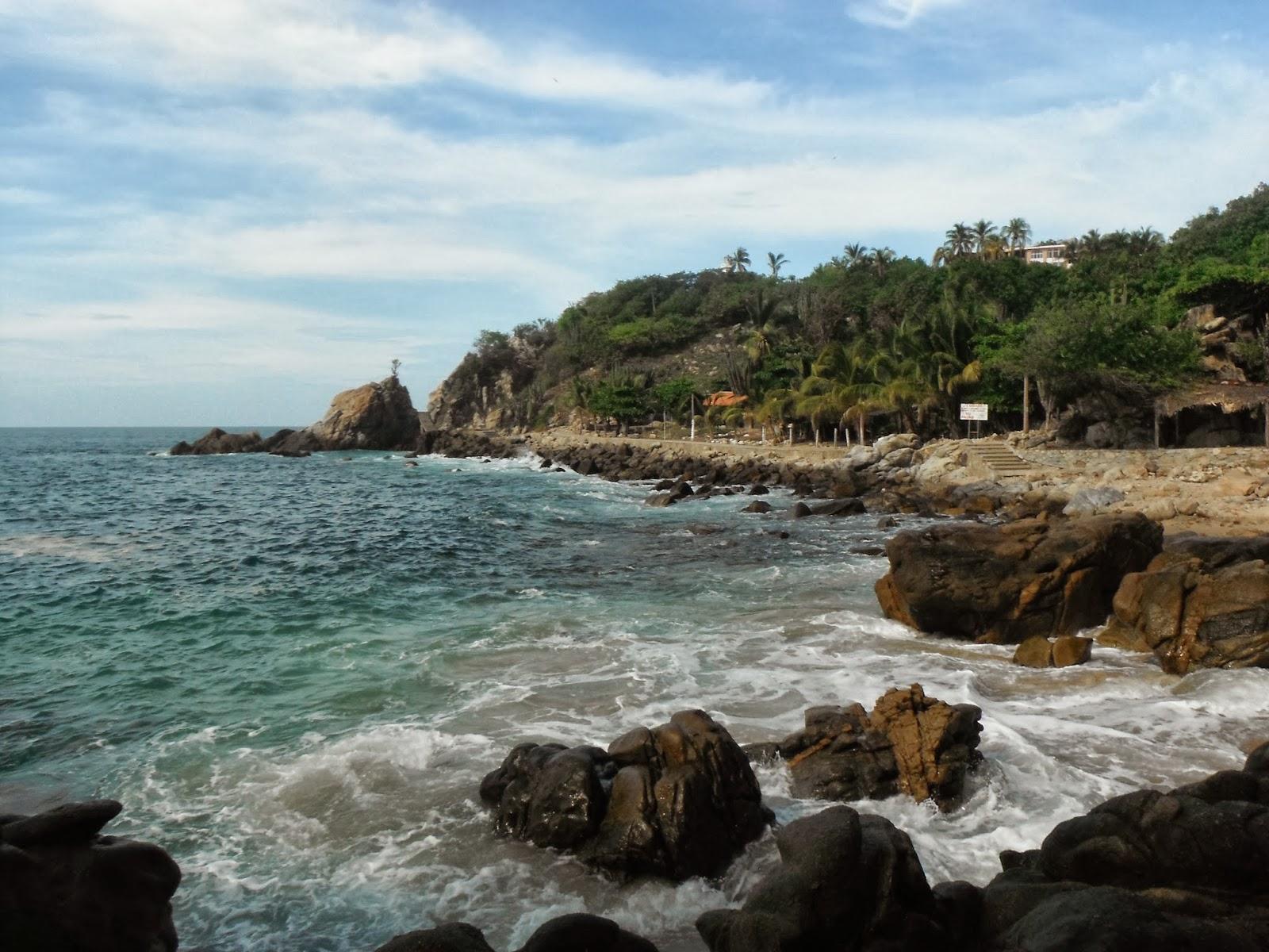 Ecoturismo m xico andador tur stico puerto escondido for En zacatecas hay playa