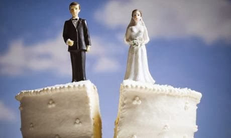 divorce - Divorce Limbo- The Time Between Matrimony and Partition