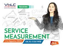 Public Training - Service Measurement