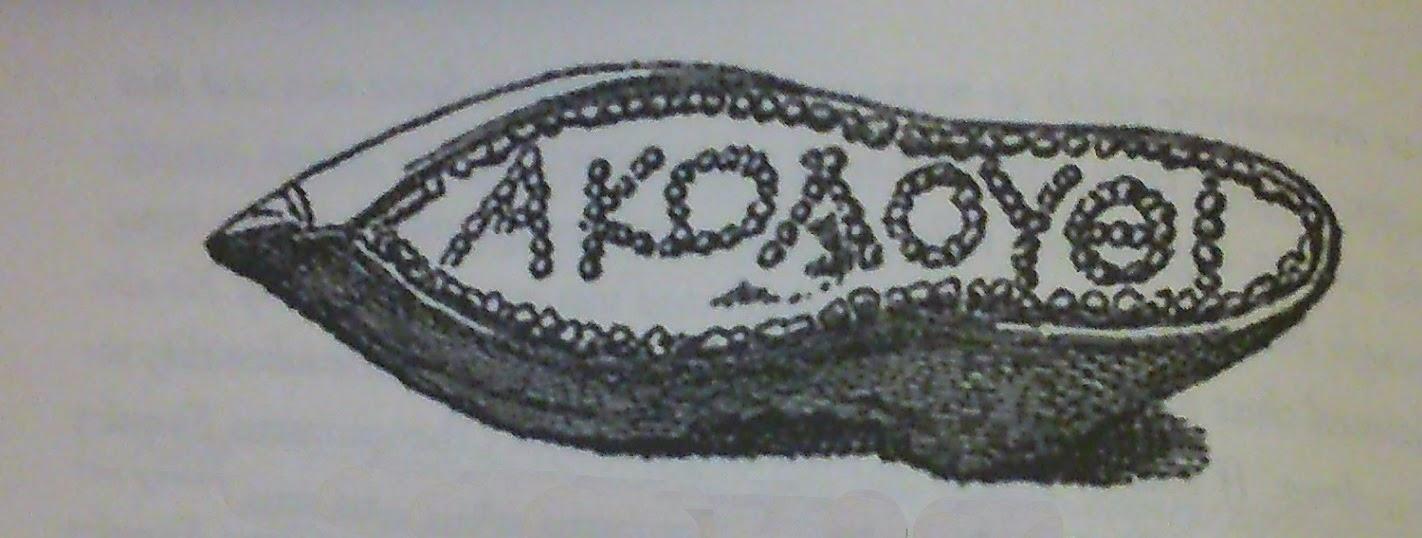 calzado de meretriz de la antigua Grecia