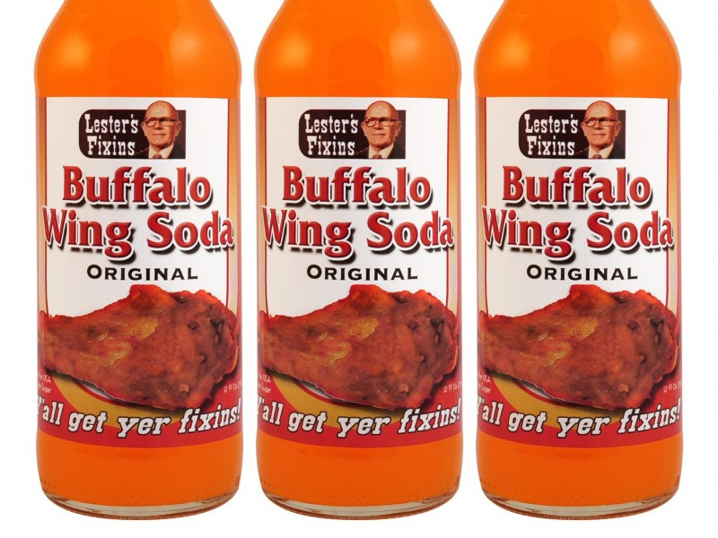 Image result for Buffalo Chicken Soda