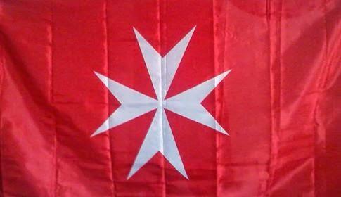 Bandiera del S.M.O.M.