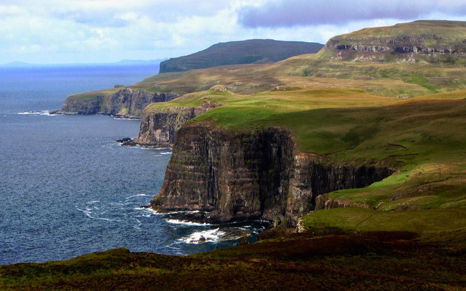 Wild Skye Coastline