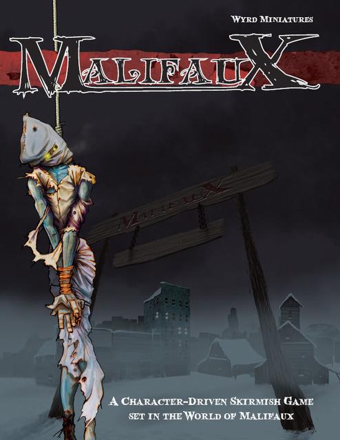 Demostraciones y futurible torneo de novatos de Malifaux Malifauxcoverpreview1