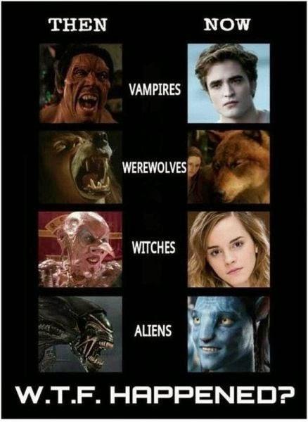Movies : Dulu Vs Sekarang