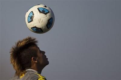 Neymar Hair Style