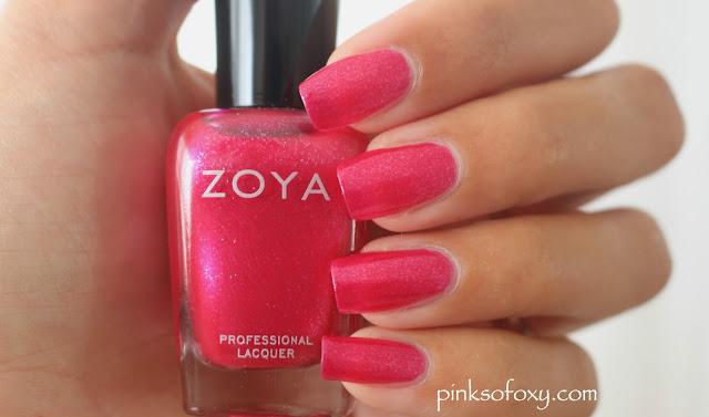 Zoya Mae Nail Polish