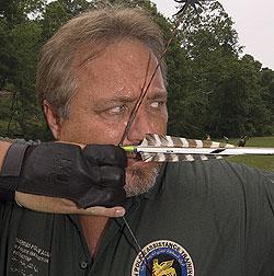 instinctive bow shooting