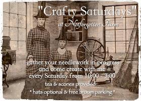 Crafty Saturdays